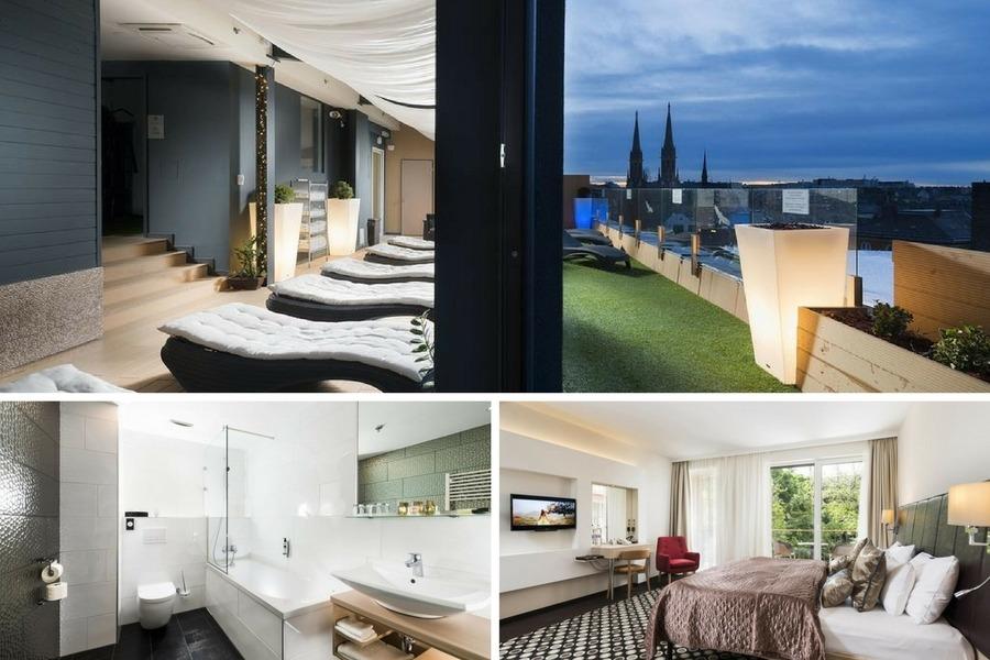 Hotel Budapest : Bo33 Family & Suites
