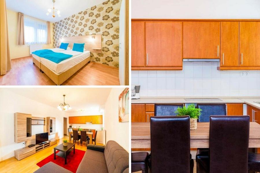 Hotel Budapest : Nova Aparthôtel