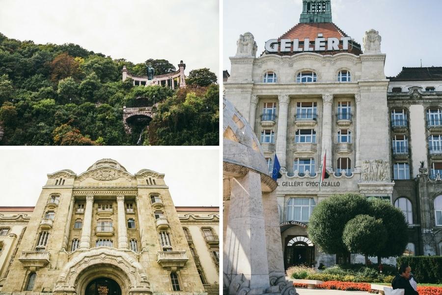 Hôtel et Bains Gellert Budapest