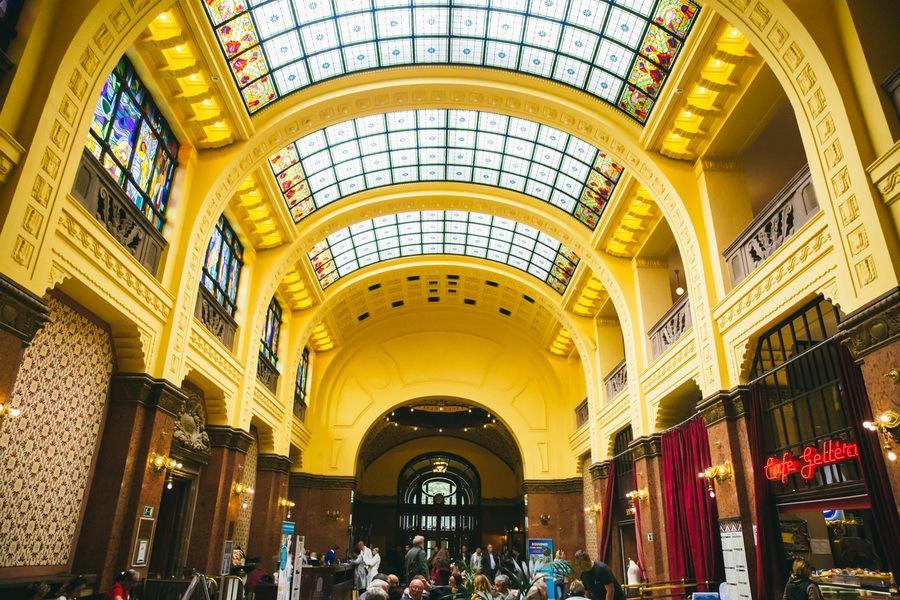 Café Gellert Bains Gellert Budapest