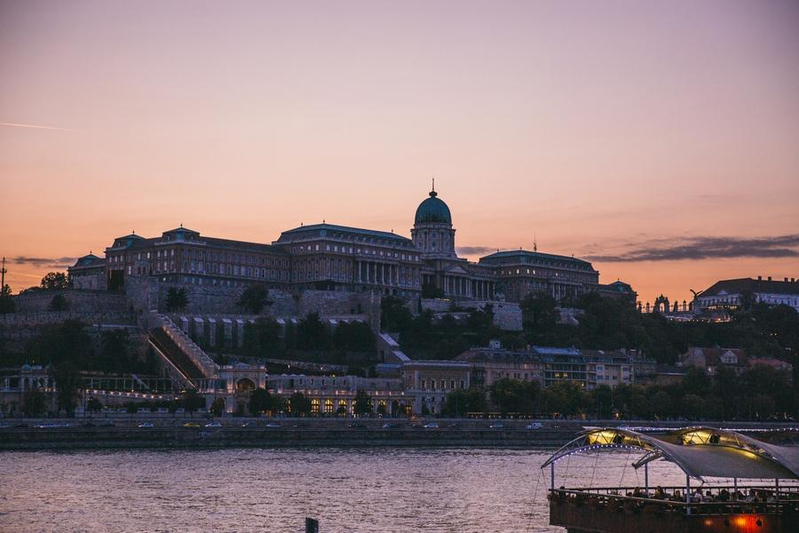Tage à Budapest