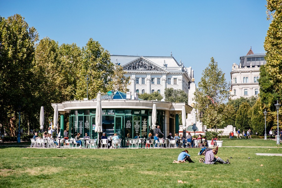Parc de Budapest