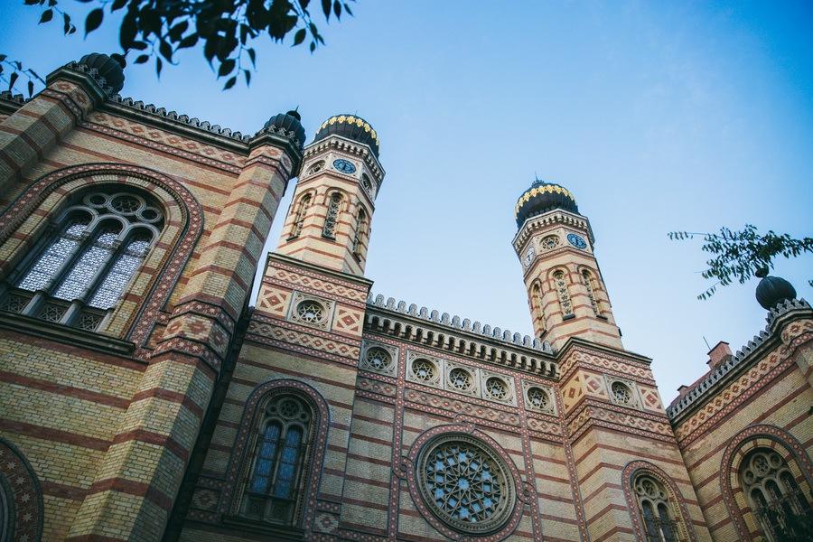 Synagogue de Budapest