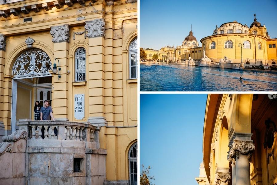 Architecture-Bains-Széchenyi-Budapest