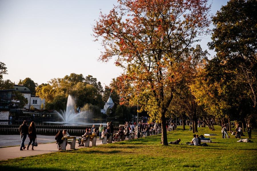 Parc-Varosliget-Budapest
