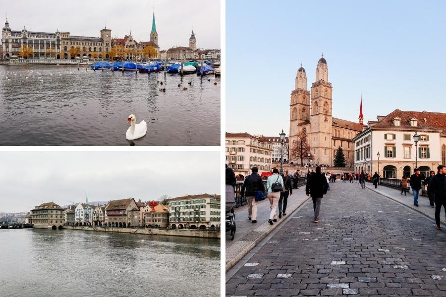 Visiter Zurich en Suisse
