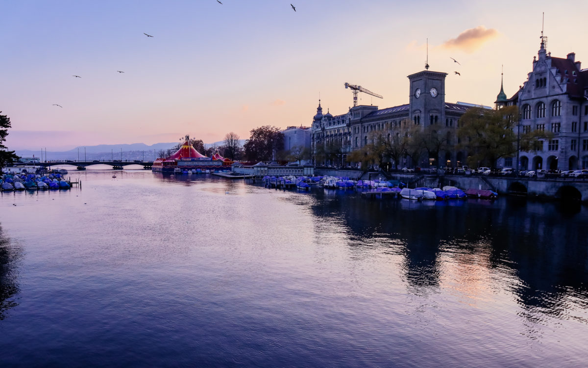 Visiter Zurich en 2 jours