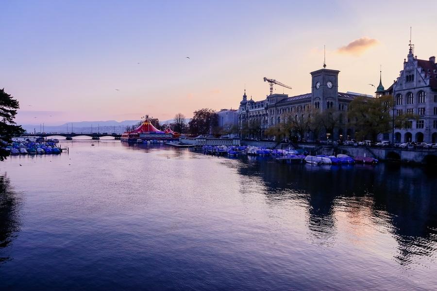 Zurich vue