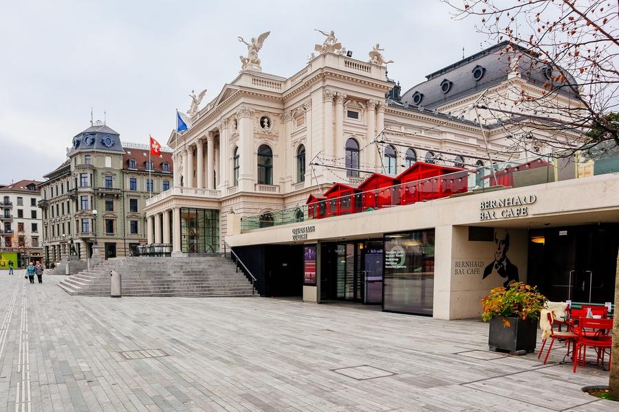 Visiter opéra Zurich