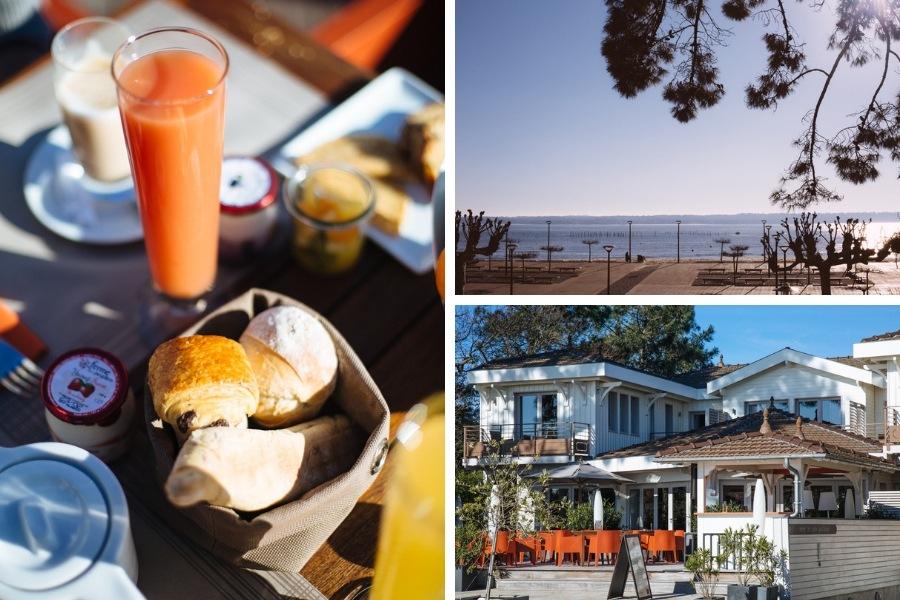 Hotel cote sable Cap Ferret - Aquitaine