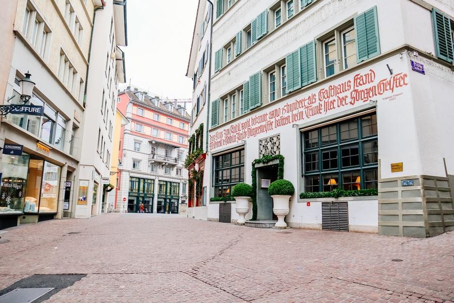 zurich vieille ville