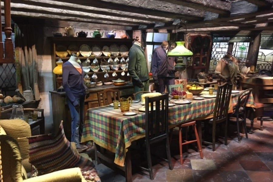 Cuisine Weasley Studio Harry Potter