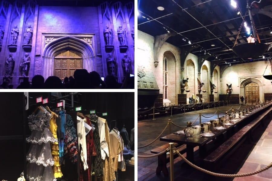 Grande Salle Studio Harry Potter