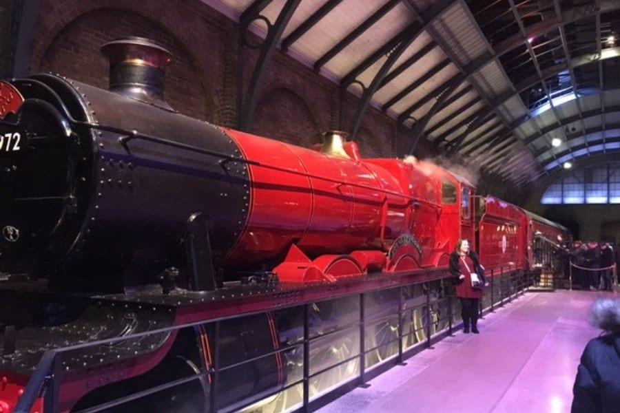 Poudlard Express Studio Harry Potter