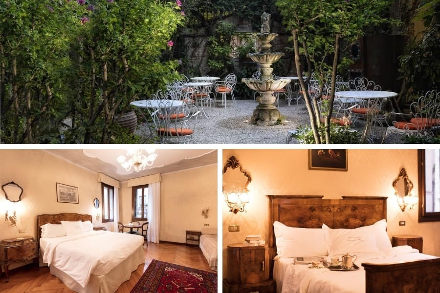 Flora Hotel Venise