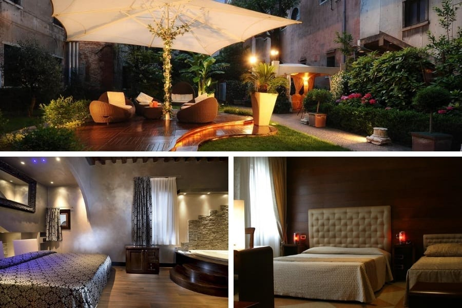 Hotel Abbazia Venise
