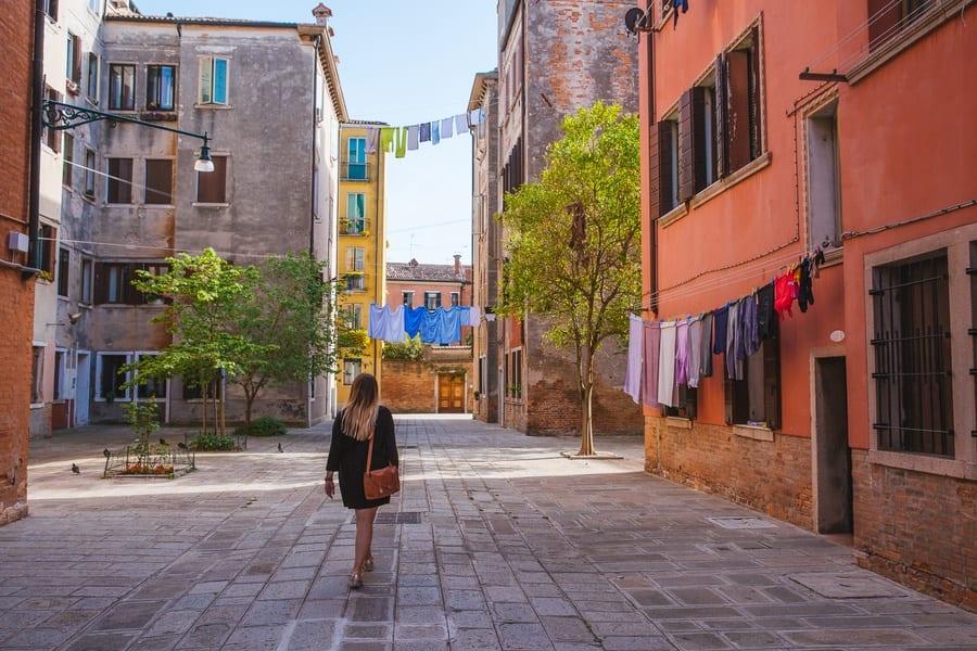 Visiter la Giudecca Venise