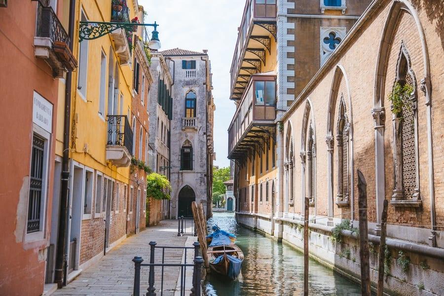 Quartier San Marco Venise