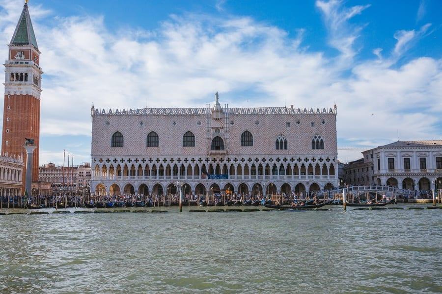 Palais des Doges Venise