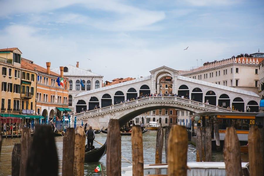 Visiter le Pont du Rialto Venise