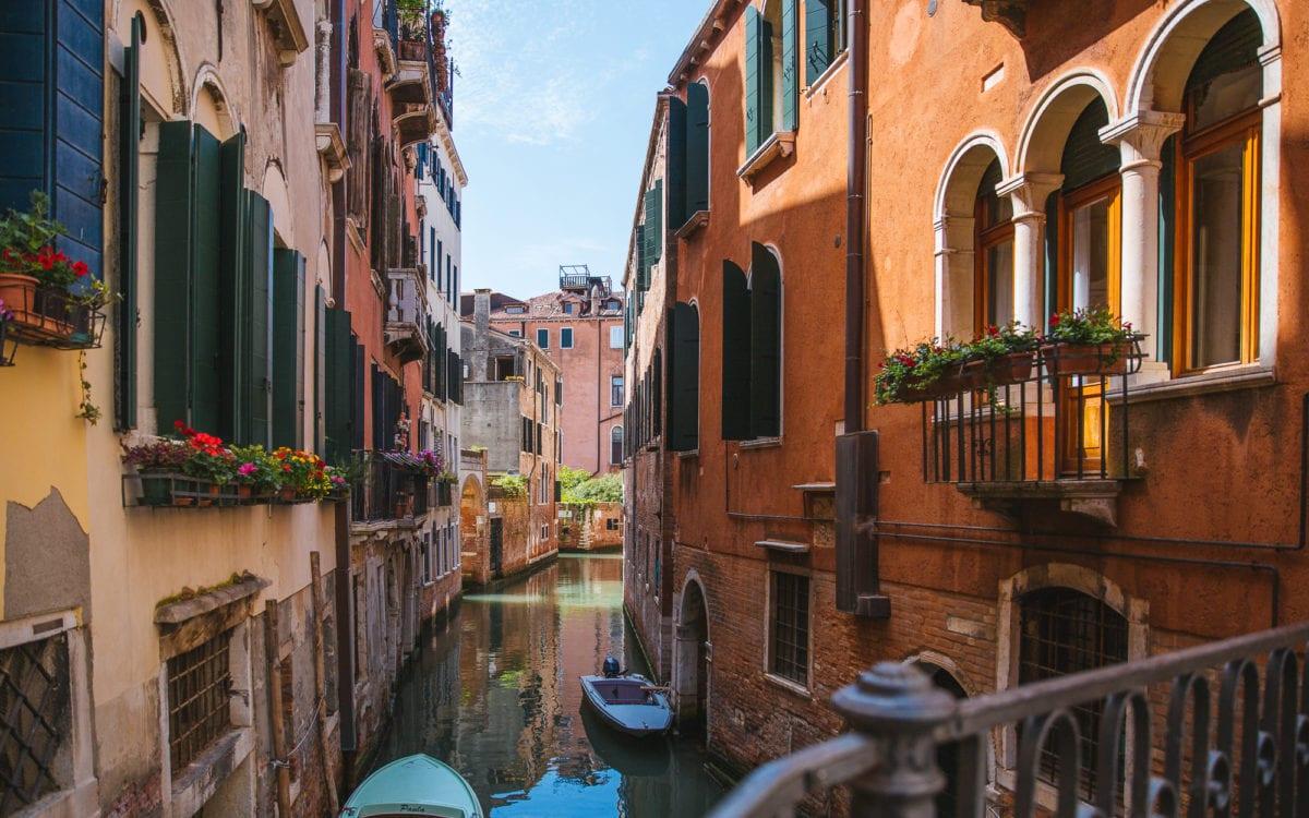 Hôtel Venise canaux