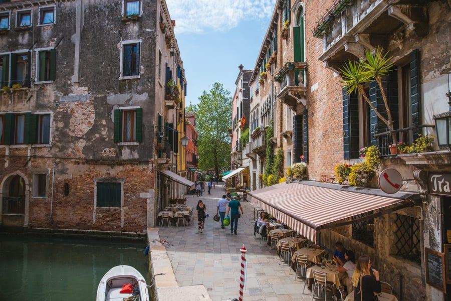Ruelles de Venise