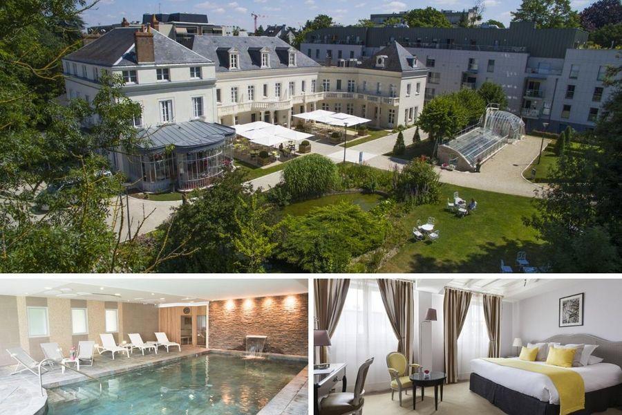 Hôtel spa Tours