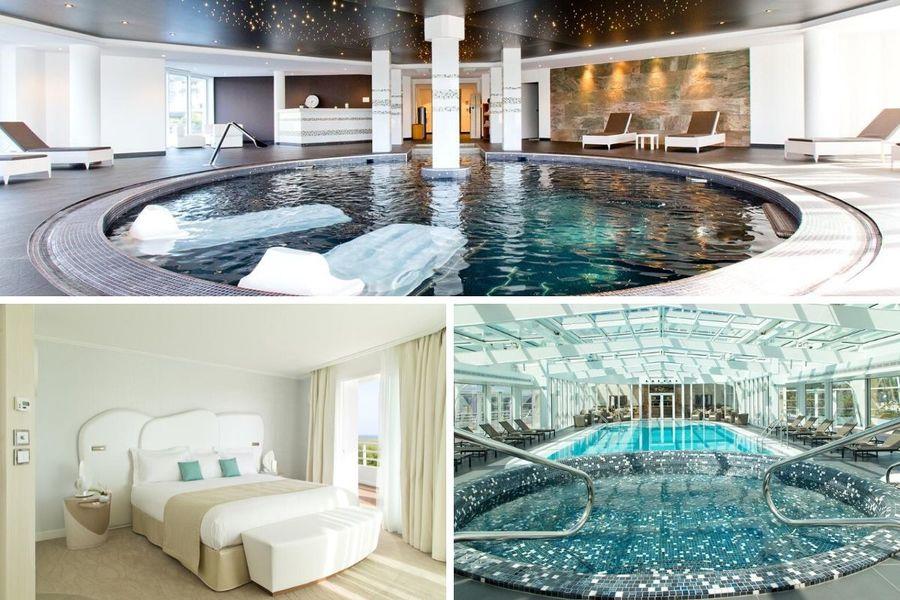 Hôtel spa Bretagne