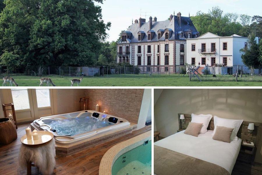 Hôtel Spa proche de Paris