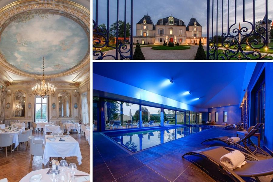 Hôtel Spa Bourgogne