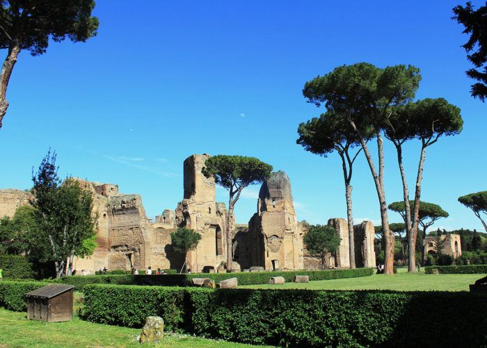 Thermes de Caracalla, Rome