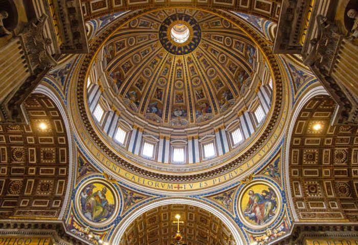 Coupole de la Basilique Saint-Pierre, Vatican