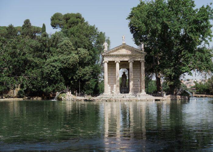Villa Borghèse, Rome