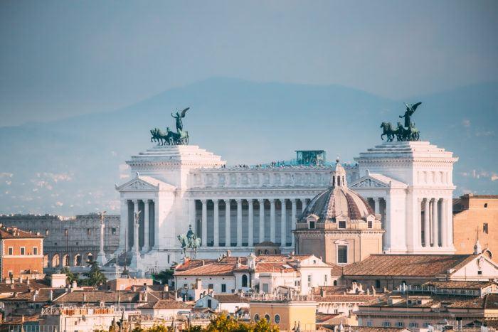 Monument à Victor-Emmanuel II, Rome