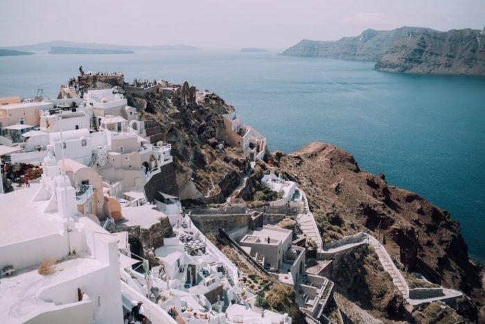 Oia, Grèce