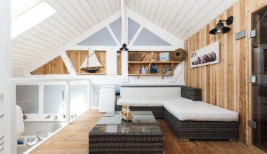 cabane noreda canapé espace zen